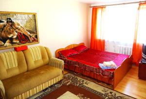 Apartment on Babushkina 147