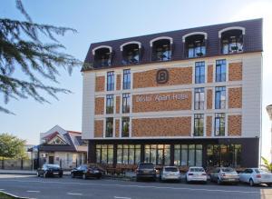 Апарт-отель Бристоль