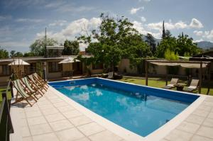 Apart Los Cactus, Appartamenti  Capilla del Monte - big - 24
