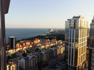 Apartments in Arcadia with Sea View, Апартаменты  Одесса - big - 40