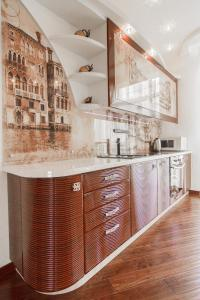 Comfort in Historical Center of Odessa, Apartments  Odessa - big - 4