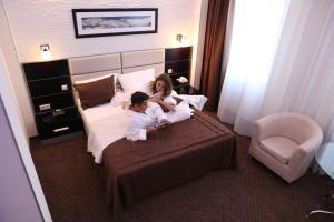 Отель Викей - фото 4