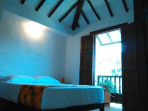 Casona El Retiro Barichara, Appartamenti  Barichara - big - 9