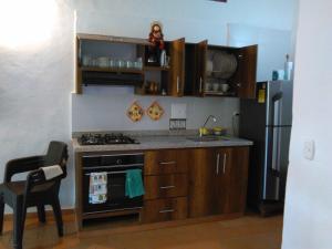Casona El Retiro Barichara, Appartamenti  Barichara - big - 93