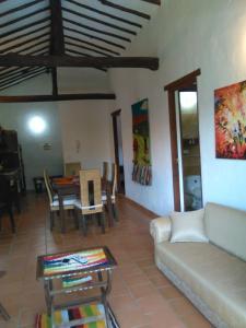 Casona El Retiro Barichara, Appartamenti  Barichara - big - 96