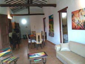 Casona El Retiro Barichara, Appartamenti  Barichara - big - 18