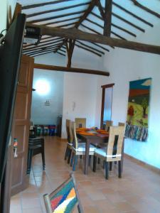 Casona El Retiro Barichara, Appartamenti  Barichara - big - 97