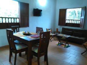 Casona El Retiro Barichara, Appartamenti  Barichara - big - 36