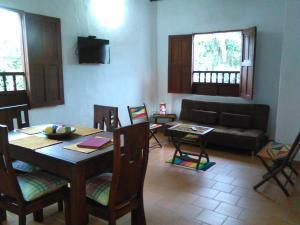 Casona El Retiro Barichara, Appartamenti  Barichara - big - 104
