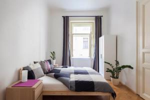 Hanan's Pštrossova, Apartmány  Praha - big - 9