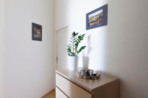 Hanan's Pštrossova, Apartmány  Praha - big - 15
