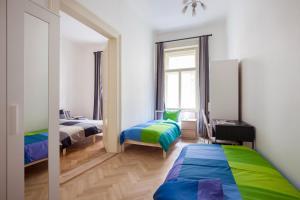 Hanan's Pštrossova, Apartmány  Praha - big - 18