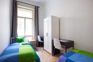 Hanan's Pštrossova, Apartmány  Praha - big - 19