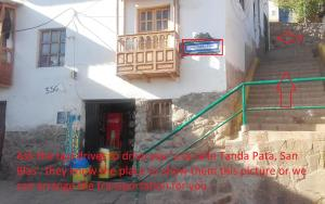 Inka's Private Apartment, Ferienwohnungen  Cusco - big - 25