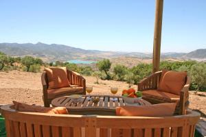 Villa Los Almendros, Prázdninové domy  El Gastor - big - 10