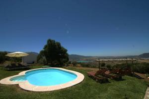 Villa Los Almendros, Prázdninové domy  El Gastor - big - 14