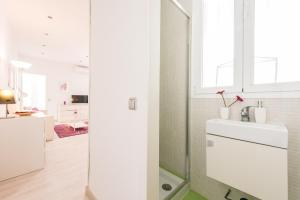 Canal De Isabel II, Apartmanok  Madrid - big - 8