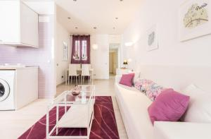 Canal De Isabel II, Apartmanok  Madrid - big - 6