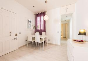 Canal De Isabel II, Apartmány  Madrid - big - 3