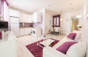 Canal De Isabel II, Apartmány  Madrid - big - 26