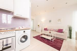 Canal De Isabel II, Apartmány  Madrid - big - 24