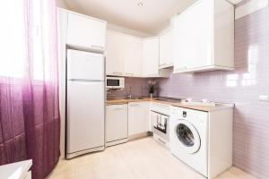 Canal De Isabel II, Apartmány  Madrid - big - 18