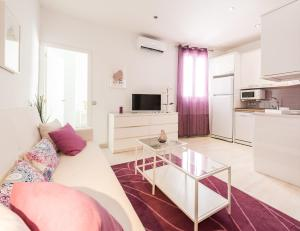Canal De Isabel II, Apartmány  Madrid - big - 17
