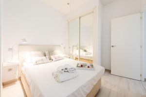 Canal De Isabel II, Apartmány  Madrid - big - 14