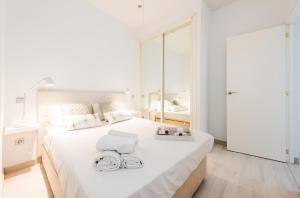 Canal De Isabel II, Apartmány  Madrid - big - 13