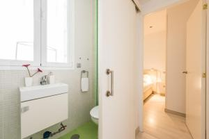 Canal De Isabel II, Apartmanok  Madrid - big - 12