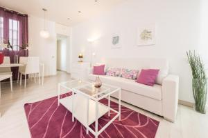 Canal De Isabel II, Apartmány  Madrid - big - 11