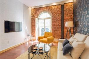 FERNANFLOR PREMIUM. (LUXURY APARTMENT), Apartmány  Madrid - big - 15