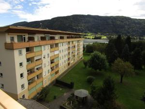KMB Appartement direkt am Ossiachersee - KE1 - mit Seeblick