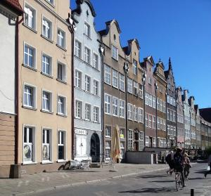Apartament Przy Lwach, Апартаменты  Гданьск - big - 1