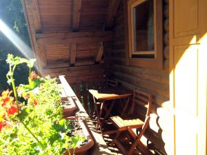 Holiday house By the forest, Case vacanze  Gozd Martuljek - big - 6