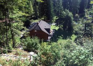 Holiday house By the forest, Case vacanze  Gozd Martuljek - big - 5