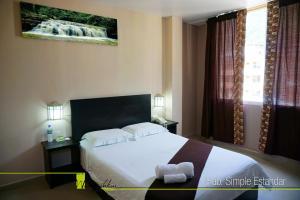Hotel Wampushkar, Hotel  Zamora - big - 2