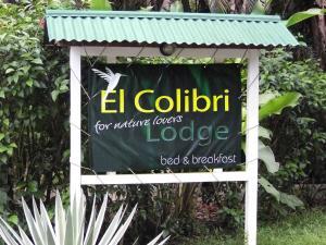 El Colibri Lodge, Puerto Manzanillo