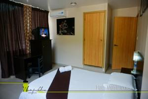 Hotel Wampushkar, Hotel  Zamora - big - 10
