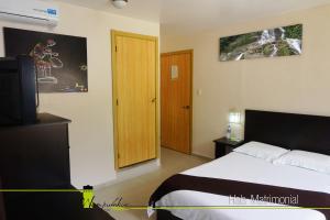 Hotel Wampushkar, Hotel  Zamora - big - 11