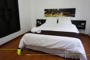 Hotel Wampushkar, Hotel  Zamora - big - 15