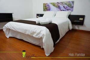 Hotel Wampushkar, Hotel  Zamora - big - 16