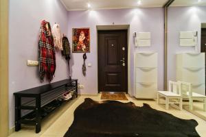 City4us Fireplace Horosho, Apartmanok  Moszkva - big - 6