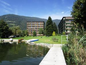 Appartement Kronprinz Rudolf - KR1 - direkt am Ossiachersee