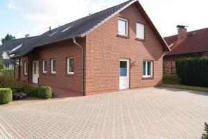 Apartment - Sauna Sinnesfreuden, Privatzimmer  Wildeshausen - big - 9