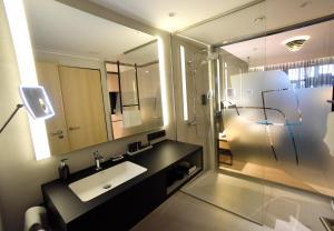 Radisson Blu Hotel, Mannheim, Отели  Мангейм - big - 6