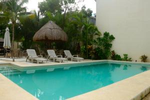 Paradise in Tulum - Villas la Veleta - V2, Case vacanze  Tulum - big - 19