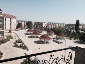 Hotel Ark MS, Hotely  Taraz - big - 49