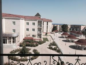 Hotel Ark MS, Hotely  Taraz - big - 48