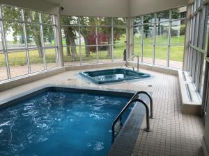 Olympic Suites, Appartamenti  Calgary - big - 35